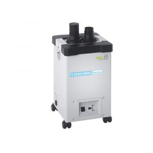 MG 140 Fume extraction for Cleanroom