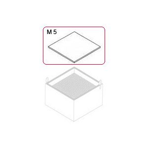 Fine dust filter M 5 - WFE 20 D, WFE 4S, Zero Smog 20T 10 pieces