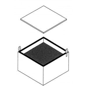 Filterset E 12 with 10 Prefilter M 5