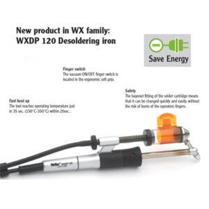 WXDP 120 Desoldering iron