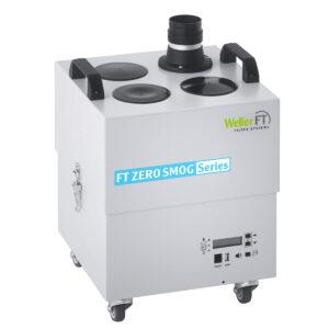 Zero Smog 4V for adhesive fumes Volume extraction