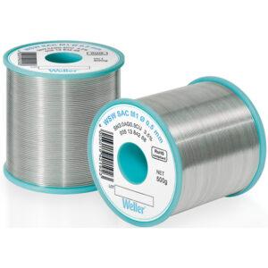 WSW SAC L0 solder wire weller 0.8 mm
