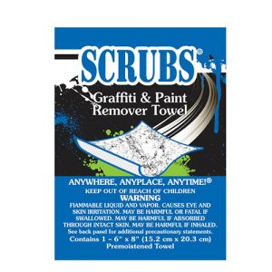 Graffiti & Spray Paint Remover single pack