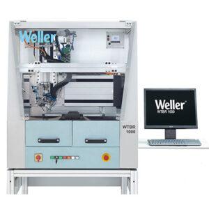 WTBR 1000 - Benchtop Robot Soldering