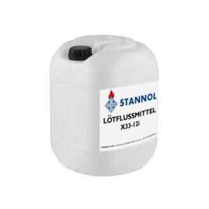 Flux X33 - Stannol